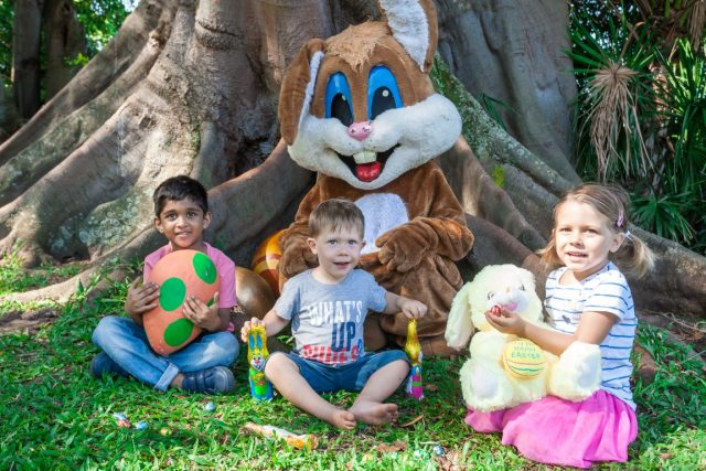 Botanic Gardens Easter Egg Hunt